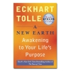 Cover of A New Earth by Eckart Tolle