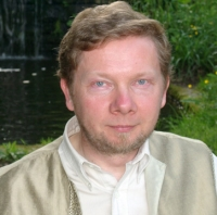 Eckhart Tolle photo