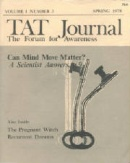 TAT Journal Cover Issue 3